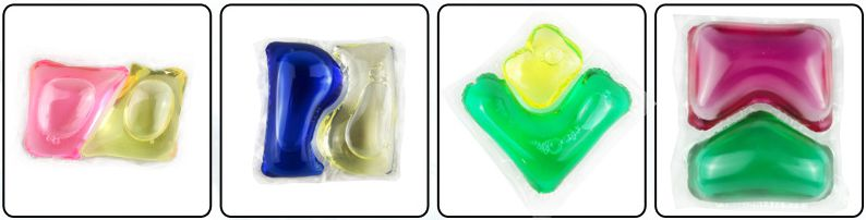 2 in 1 laundry pods