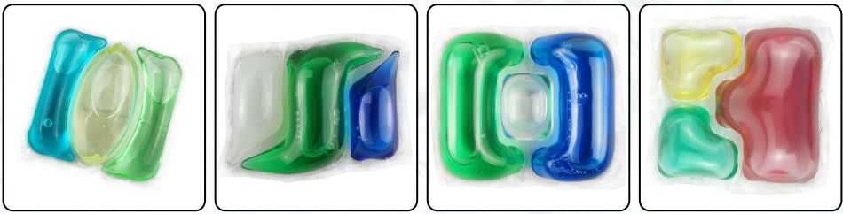 3 in 1 laundry pods