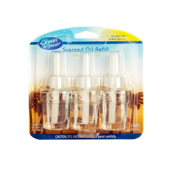 plug in air freshener refill scent oil for air wick and glade