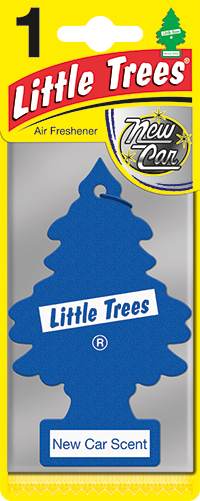 little tree car air freshener