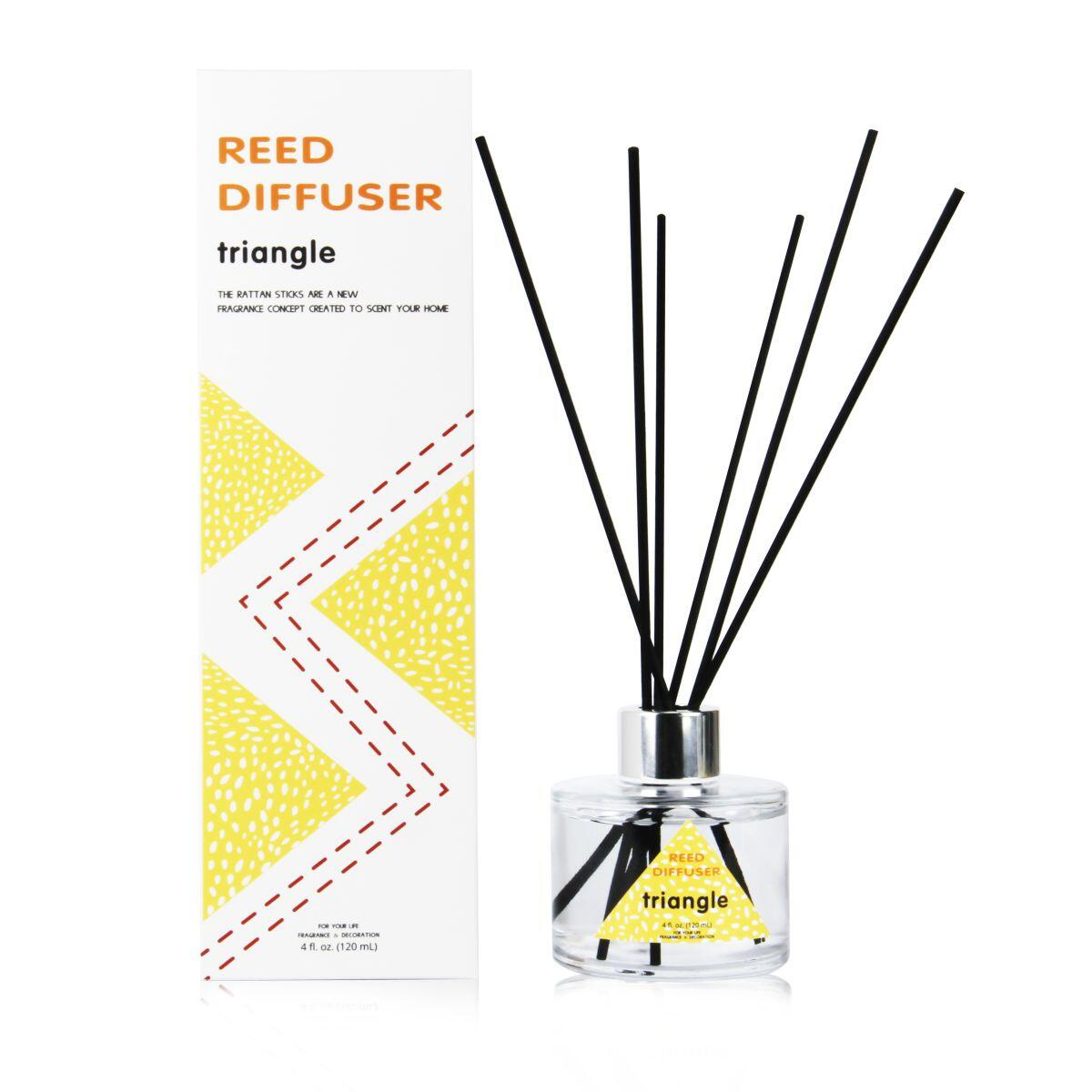 120ml amazon hot selling reed diffuser freshener