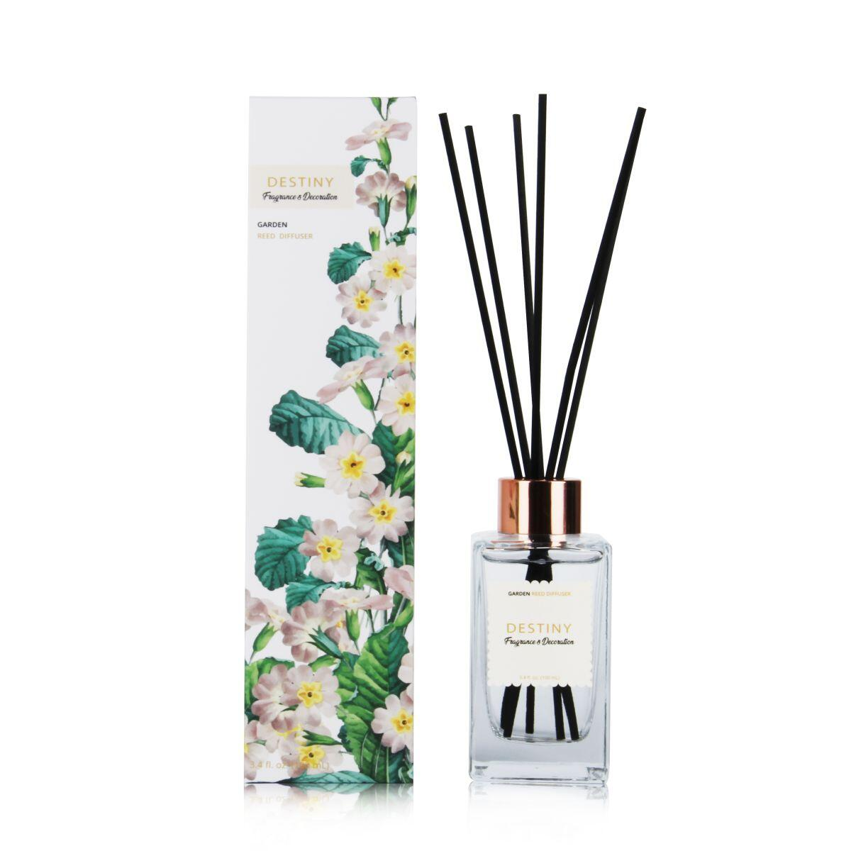 100ml essential oil reed diffuser air freshener