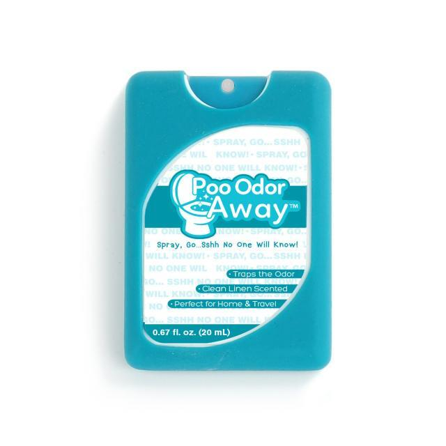 Poo odor away card spray 20ml