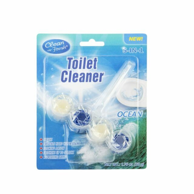 Cleaning Chemicals Toilet Rim Block