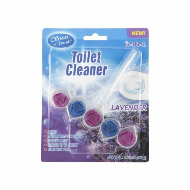 Quick Foaming Toilet Cleaner Balls