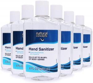 Natural Concepts Hand Sanitizer