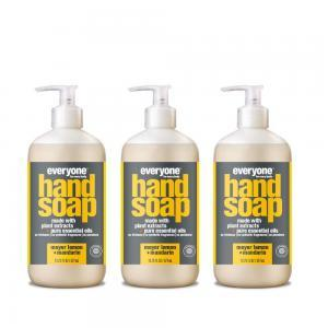Everyone Hand Soap Meyer Lemon and Mandarin, 12.75 Ounce, 3 Count