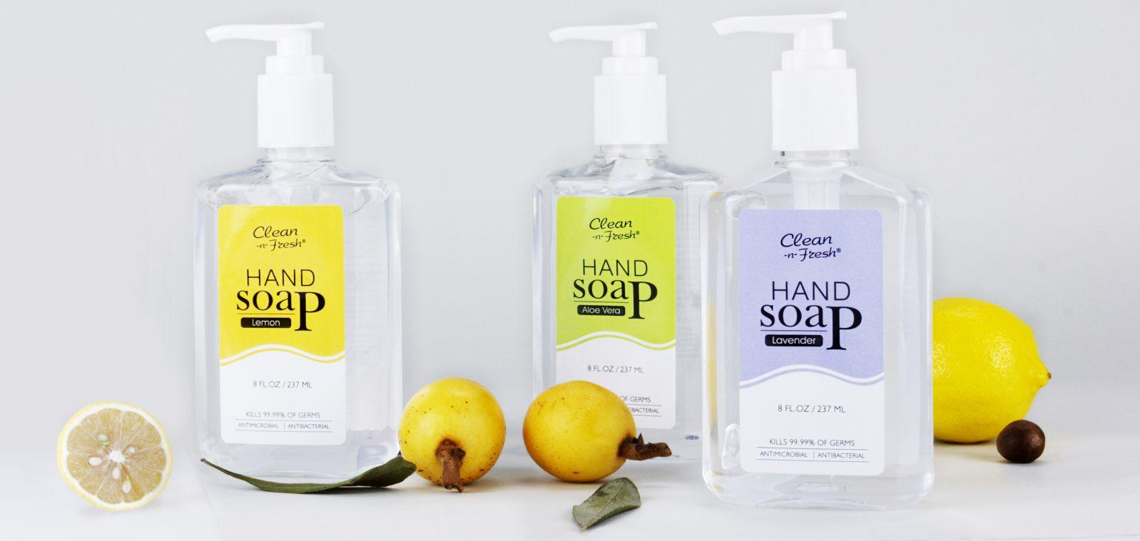 private label hand soap