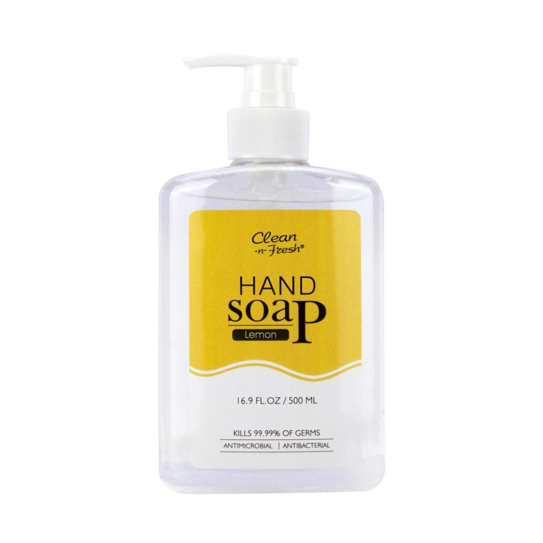 500ml/16.91 fl.oz antibacterial hand soap