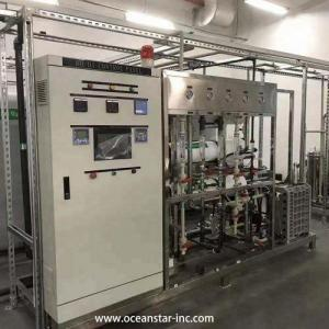 deionized water machine to manufacturer hand sanitizer